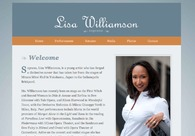 A great web design by Silver Bell Creative, New London, CT: