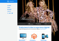 A great web design by Webgriffe®, Reggio Emilia, Italy: