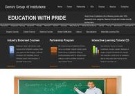 A great web design by Softgemini Corporation, Kolkata, India: