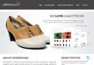 A great web design by Whitespark, Edmonton, Canada: