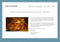 A great web design by Allison Urban: