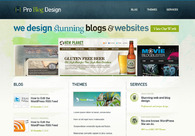 A great web design by Pro Blog Design, Belfast, United Kingdom: