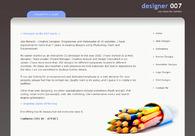 A great web design by Designer007, Cochin, India: