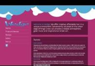 A great web design by Lily Dart - Freelance Design, London, United Kingdom: