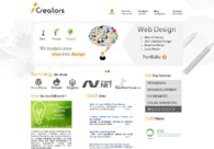 A great web design by iCreators Technology, Ahmedabad, India: