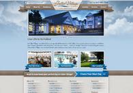 A great web design by Carlson Communications, Boston, MA: