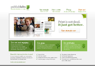 A great web design by Amplify Studios, Boston, MA:
