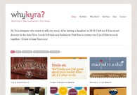 A great web design by WhyKyra?, Stroudsburg, PA: