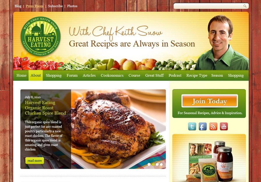 A great web design by PIOTR BIESZK / bieszk.com, Chicago, IL: