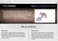 A great web design by Josh Lewis, Atlanta, GA: