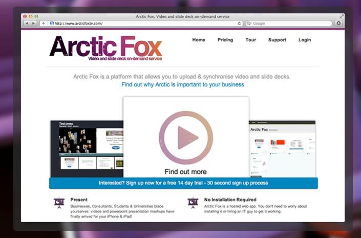 A great web design by Serious Fox, London, United Kingdom: