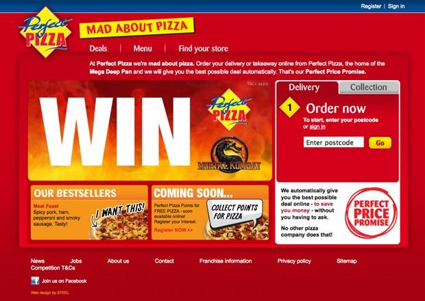 A great web design by Born75, London, United Kingdom: