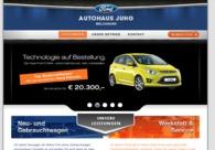 A great web design by artecho, Kiel, Germany: