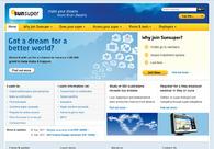 A great web design by Bluewire Media, Brisbane, Australia: