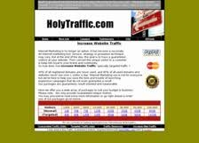 A great web design by Holytraffic, Houston, TX: