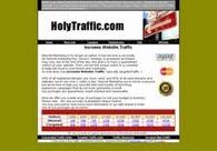 A great web design by Holytraffic, Houston, TX: