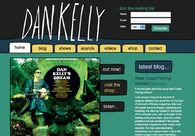 A great web design by Dog's Hind Leg, Sydney, Australia: