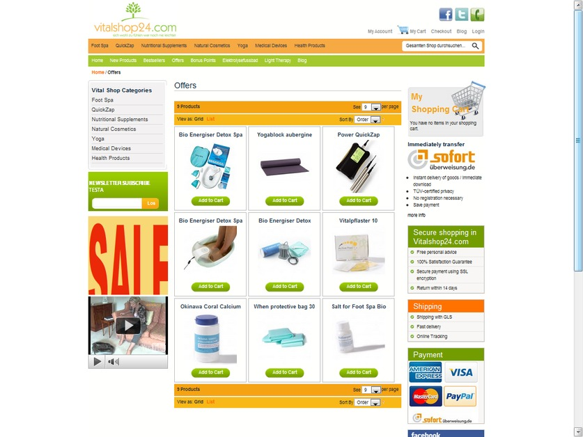 A great web design by WAIRS Technologies, Kochi, India: