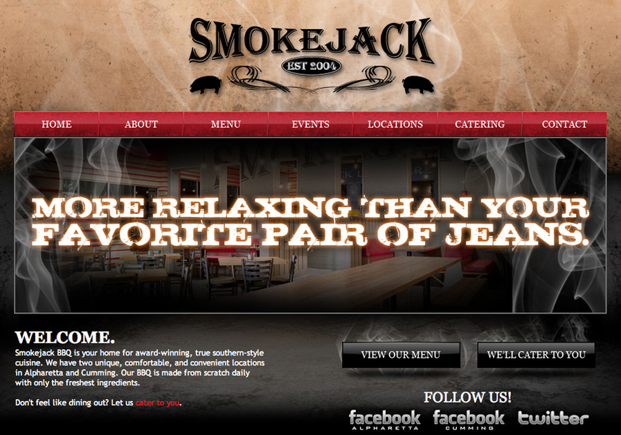 A great web design by stakkeddesigns, Atlanta, GA: