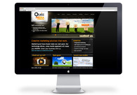 A great web design by Quez Media Marketing, Cleveland, OH: