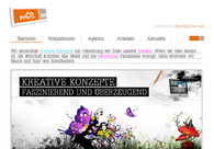 A great web design by HiCo New Media Services GmbH, Vienna, Austria: