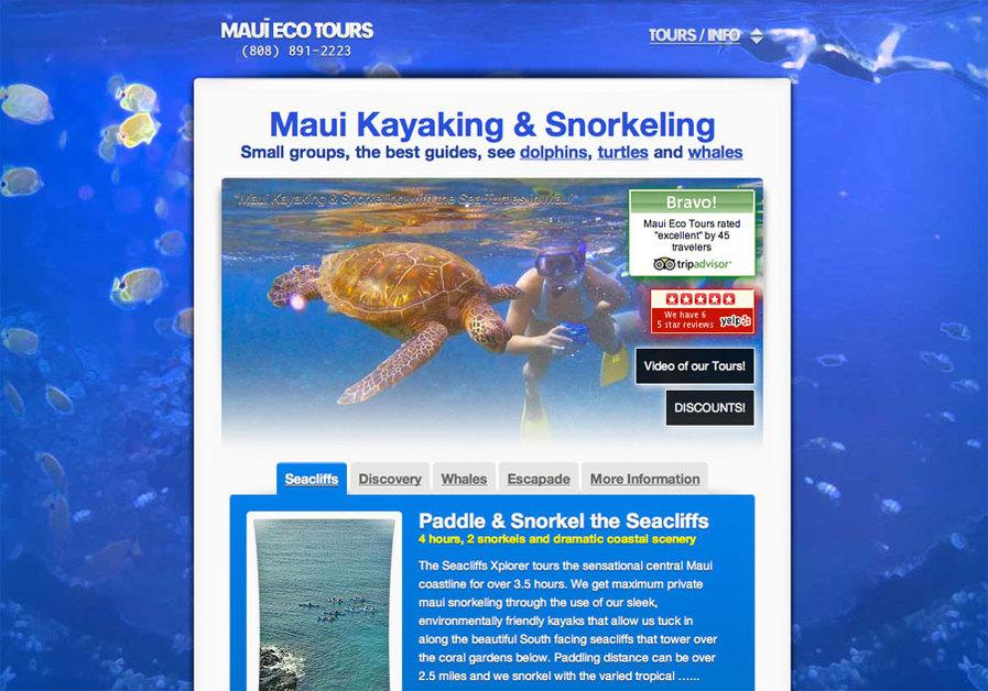 A great web design by RichardDevon, Seattle, WA: