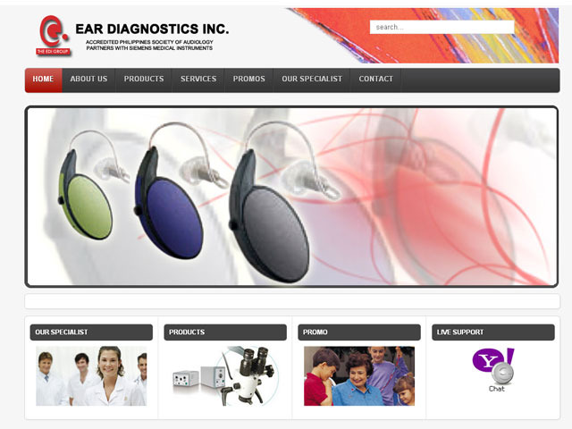 A great web design by Regal Web, Iloilo City, Philippines: