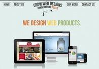 A great web design by Crow Web Designs, Los Angeles, CA: