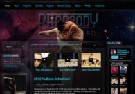 A great web design by jef WebMedia: