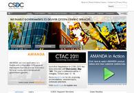 A great web design by JDU: