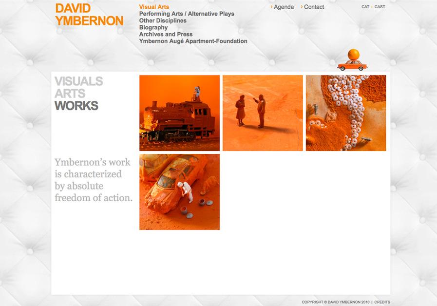 A great web design by nyë.cat, Barcelona, Spain: