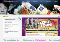 A great web design by IJL Designs: