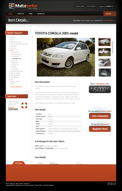 A great web design by Lemonworx Ltd., Surrey, United Kingdom: