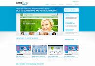 A great web design by Rainfall Branding & Design, Atlanta, GA:
