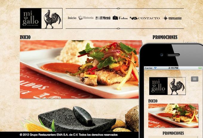 A great web design by Charlemudy, Prague, Czech Republic: