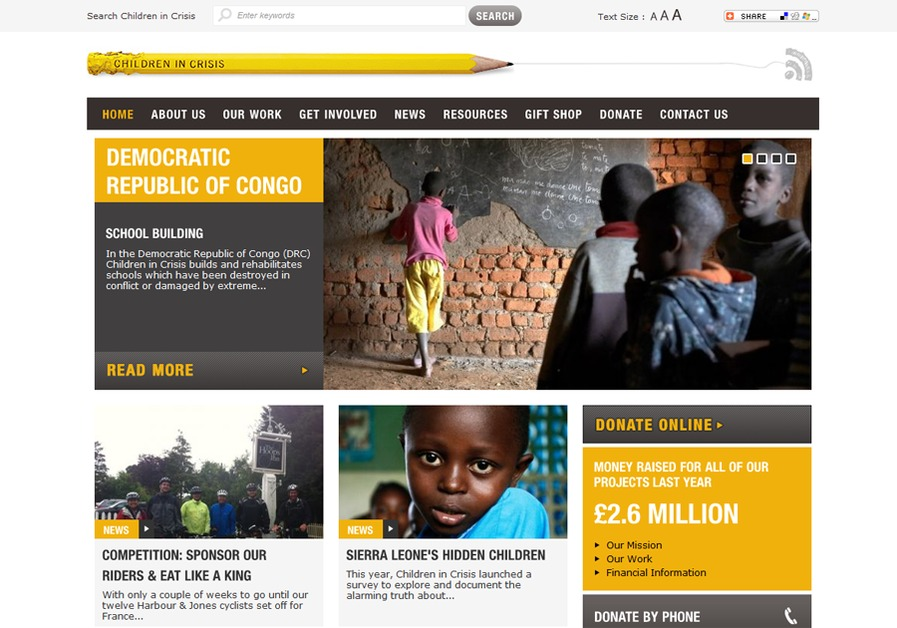A great web design by New Digital Partnership, London, United Kingdom: