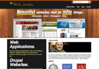 A great web design by Think Simply Media, Bloomington, IL: