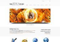 A great web design by TheJesusStudio, Atlanta, GA: