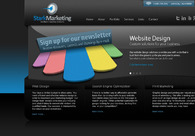 A great web design by stark marketing, San Jose, CA: