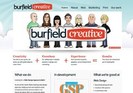 A great web design by Burfield Digital Agency, Bath, United Kingdom: