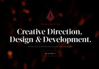 A great web design by Made by Fire - Creative Direction, Design & Development, Charlotte, NC: Portfolio