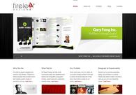 A great web design by Fireleaf Design, Tampa, FL: