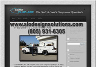 A great web design by SLO Design Solutions, San Luis Obispo, CA: