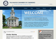 A great web design by IBG Design Group, Cleveland, OH: