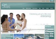 A great web design by Coco Design Agency, Pensacola, FL: