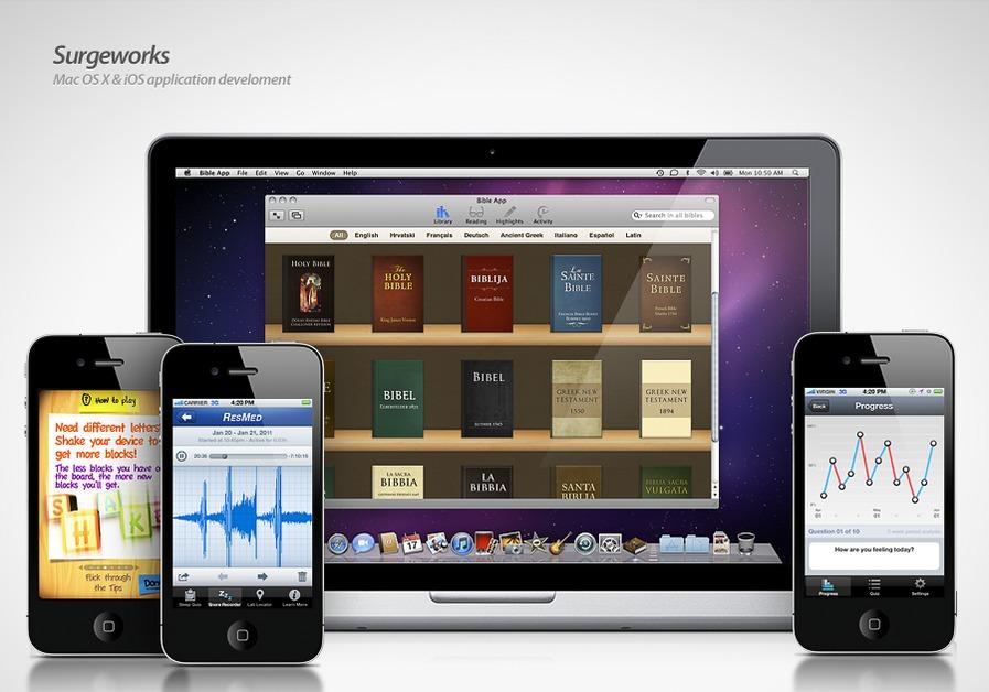 A great web design by Surgeworks, Salt Lake City, UT: