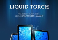 A great web design by Liquid Torch, Santa Fe, Argentina: