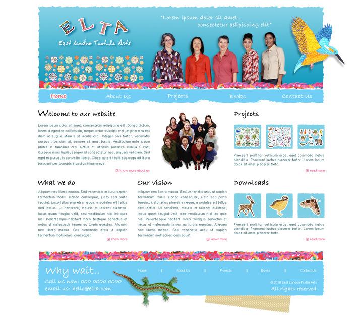 A great web design by NetFortuna, Central London, United Kingdom: