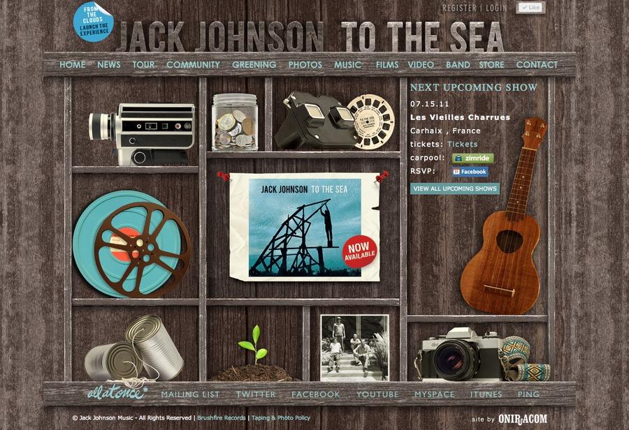 A great web design by Oniracom, Los Angeles, CA: