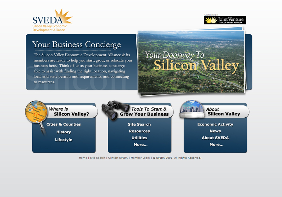 A great web design by WebSimplify, San Francisco, CA: